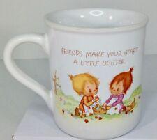 Hallmark Mug Mates Friendship Mug 1983 Betsy Clarke Mo 64141
