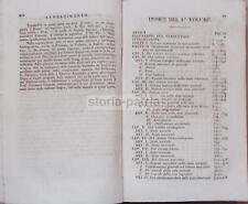 MEDICINA_ANATOMIA_GROSSO ANTICO VOLUME_NAPOLI_DIMIDRI_OSPEDALE INCURABILI_1826