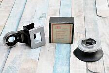 Zeiss Ikon Rahmensucher Contax Augenmuschel DDR  finder