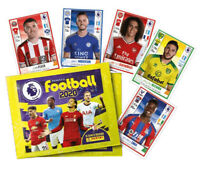 Panini Football 2020 - English Soccer Premier League Sticker Box of 50 Packets