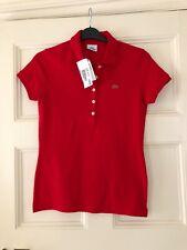 BNWT Ladies Lacoste Polo Shirt UK Size 10