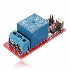 1channel Infrared Switch Relay Driving Module Board 12v Remote Controller Part