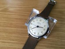 1956 Zenith Automatic Bumper stainless steel watch,cal:133.8 man's 35 mm size