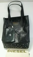 Diesel Schulter Tasche Frauentasche Handbag Tragetasche Damen Shopper Handtasche