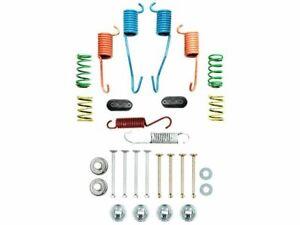 For 1967-1975 Pontiac Firebird Drum Brake Hardware Kit Rear AC Delco 47587SP