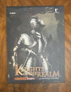 COOMODEL EMPIRES Metal ARMOR KNIGHTS OF THE REALM KINGSGUARD 1/6 Figure Complete