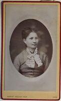 Fotografie Albert Prouzet Lyon Carte de visite Vintage PL34L4P51