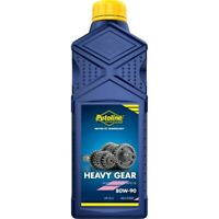 Putoline Heavy Gear Oil SAE 80/90W Motorcycle Motorbike MX Gearbox Oil - 1L