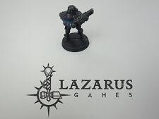 Warhammer 40k Necromunda Adeptus Arbites Arbite - Enforcer w/ Grenade Launcher