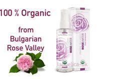 Alteya Organics 100% ORGANIC Bulgarian Rose Water Rosa Damascena Spray 100ml