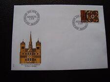 SUISSE - enveloppe 1er jour 3/9/1981 (B2) switzerland
