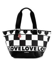 LOVE MOSCHINO JC4809PP4KLZ000A Damen Women Shopper Bag Handtasche Karriert