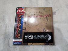 The Rolling Stones - Beggars Banquet Japan MINI LP CD OBI (UICY-93027)