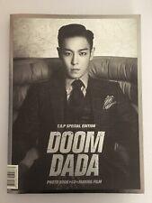T.O.P doom dada photo book + CD