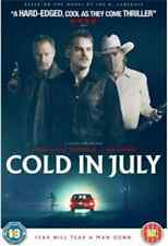 Sam Shepard, Nick Damici-Cold in July  DVD NEW