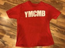 "Young Money ""YMCMB"" T Shirt 2011 Adult 2X Lil Wayne Concert"