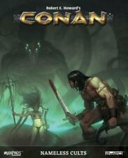 Conan - Nameless Cults by Robert E. Howard's (2018, Hardcover)