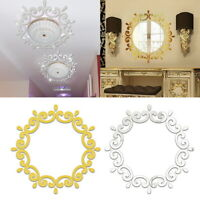 Hot ! 3D Mirror Wall Sticker Room Decal Mural Art DIY Home Romme Wall Decoration