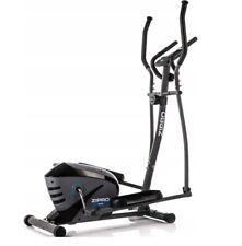 Shox LCD Pulse Sensor Exercise Bike  Cross Trainer Cardio Fitness + Gifts