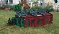 PIKO G SCALE SONNEBERG LOCOMOTIVE SHED | BN | 62001