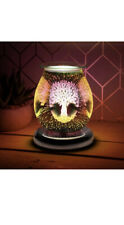 Desire Aroma 3D Electric Touch Lamp  Tree Of Life Wax Melt Oil Burner