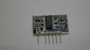 1 St. TDA1001BT Intererferenz und Rauschunterdrückung FM Empfänger SMD Platine