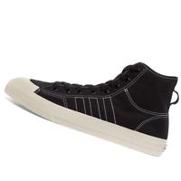ADIDAS MENS Shoes Nizza Hi RF - Core Black, White & Off White - F34057