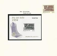 Spain: 1994; Cat edifil P.O #31,proof official, mint NH... SP224