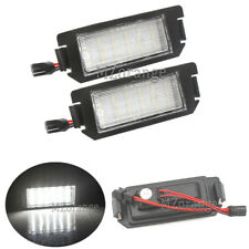 LED License Plate Lights Lamp For Hyundai Coupe GK I20 XG30 Kia Rio Picanto Soul