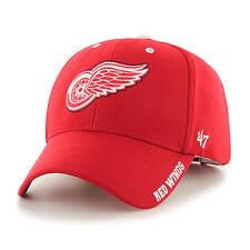 Detroit Red Wings 47 Brand Condenser MVP Adjustable Hat Baseball Cap