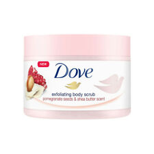Dove Exfoliating Body Scrub Pomegranate Seeds 225ml
