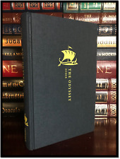 The Odyssey by Homer New Deluxe Cloth Bound Collectible Handsome Gift Hardcover