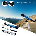 Kids Telescope 90X Magnification Includes Two Eyepieces Tabletop Tripod Finder picture