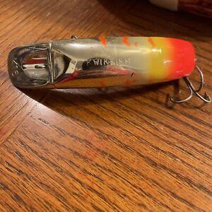 Kwikfish Luhr Jensen K16 Fished Fishing Lure King Salmon Plug Made In USA Rattle