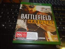 BATTLEFIELD HARDLINE XBOX ONE *CHEAP* AUSTRALIAN RELEASE*