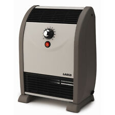 Portable Electric Fan Forced Space Heater 1500W Bedroom Home Office Compact Safe