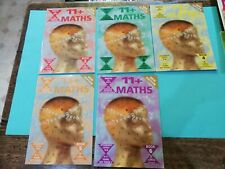 11+ Maths For Key Stage 2  (9-11yrs) for SATS Common Entrance & Scholarship X 5