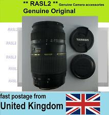 Tamron AF 70-300mm f/4-5.6 Di LD Macro lens    ( Canon EF Fit )