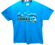 New listing Vintage Hawaii Surfing Men's Size Large T Shirt Single Stitch Made in Usa