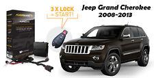 Flashlogic Add-On Remote Starter for Jeep Grand Cherokee 2008-2013 Plug & Play