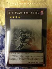NECH-JP053 Japanese Dark Rebellion Xyz Dragon Ghost Rare