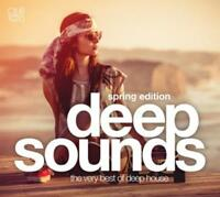 Various - Deep Sounds - Spring Edition (The Very Best of Deep House) - CD //3