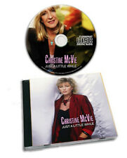 CHRISTINE McVIE JUST A LITTLE WHILE 1 CD