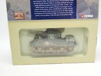 Corgi Militar Ejército 1/50 Tanque Tank (tanque) Sherman M4 A2 Francesa Army