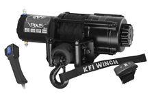 New KFI 4500 lb Stealth Edition UTV Winch & Mount- 2017 Arctic Cat Prowler 500