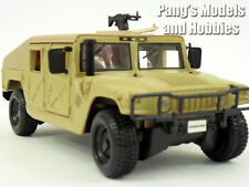 Humvee Diecast Metal 1/27 Model by Maisto
