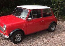 "Mini 10"" Alloy Wheel with Tyres BMC Lite Austin Morris Rover Sprite Classic"