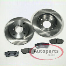 Hyundai Matrix FC - Bremsscheiben Bremsen Bremsbeläge für vorne die Vorderachse