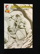 Army of Darkness - Ashes 2 Ashes # 3 - Oeming Sketch - Dynamite Comics - DDP