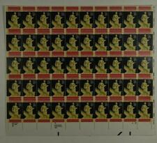 Us Scott 2412 Pane Of 50 House Of Representatives Stamps 25 Cent Face Mnh